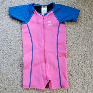 TYR Shorts Wetsuit sz 2T